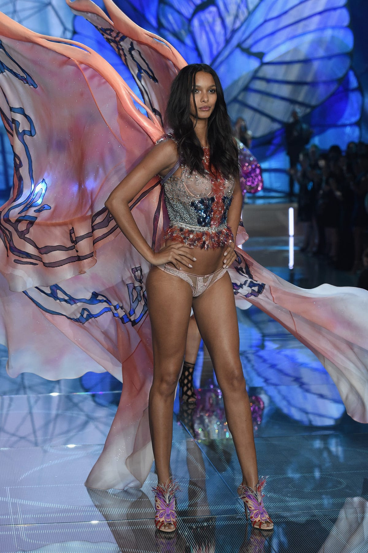 Most of the highest paid models in the industry have strutted the Victoria's Secret runway at some point in their careers, according to Forbes — which is good news for Angel Lais Ribeiro.