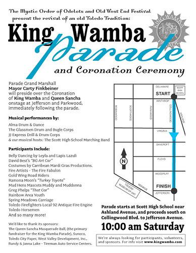 2006 King Wamba Carnival Parade