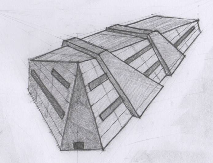 iBuildingi iConcepti Sketch by OrkaUK on DeviantArt