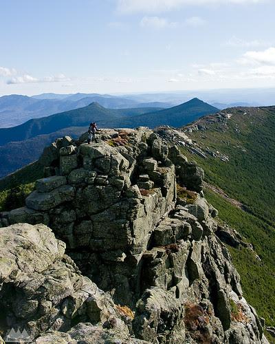 Franconia Ridge, White Mountains, NH