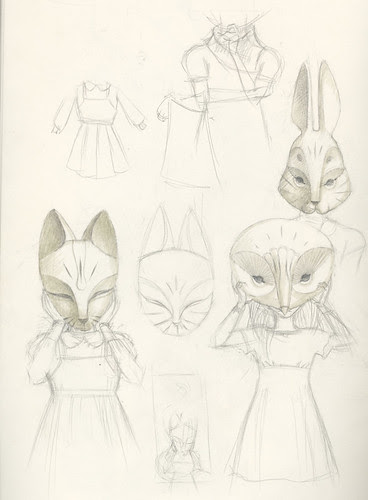 Sketch - Masks
