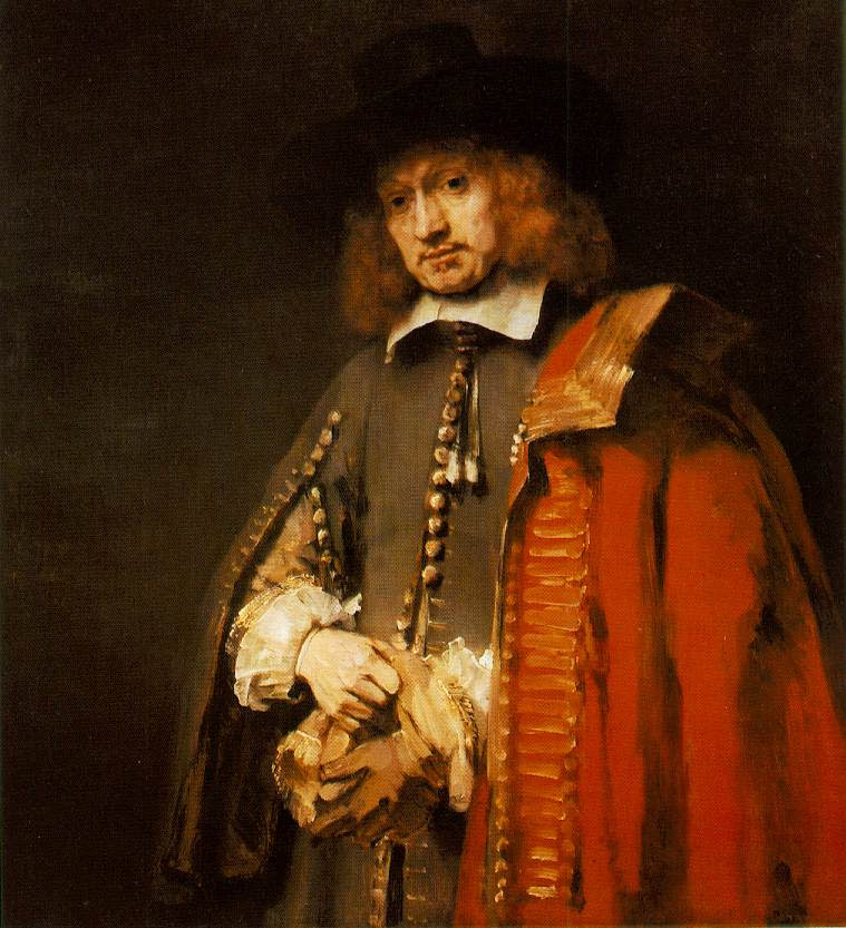 Rembrandt Jan Six