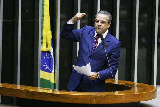 Favorito para comandar a Câmara, deputado Henrique Eduardo Alves, discurso no plenário