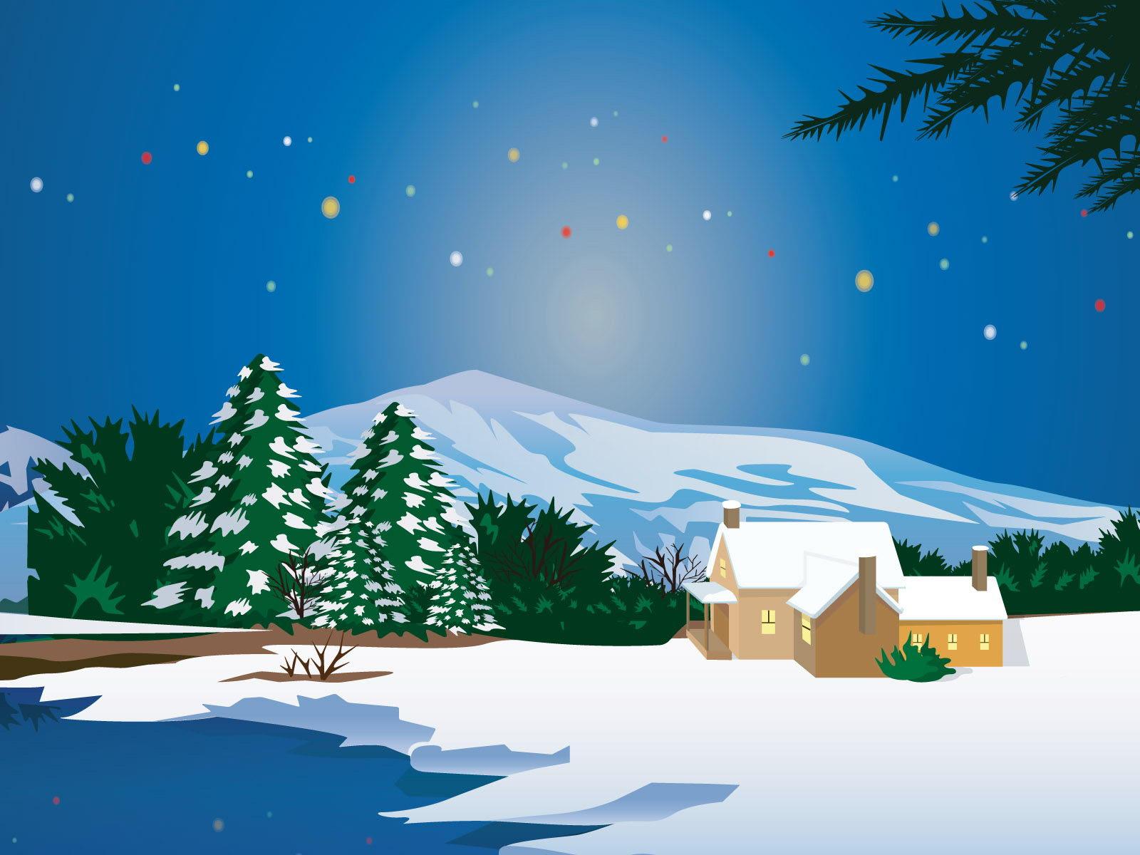 アニメ壁紙 無料ダウンロード 冬の壁紙