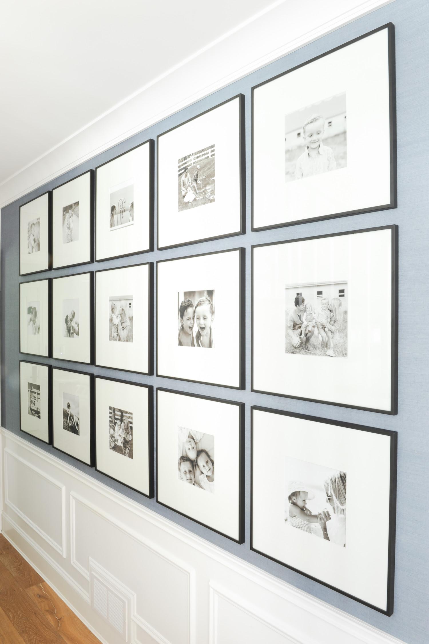 How To Create The Perfect Gallery Wall Monika Hibbs