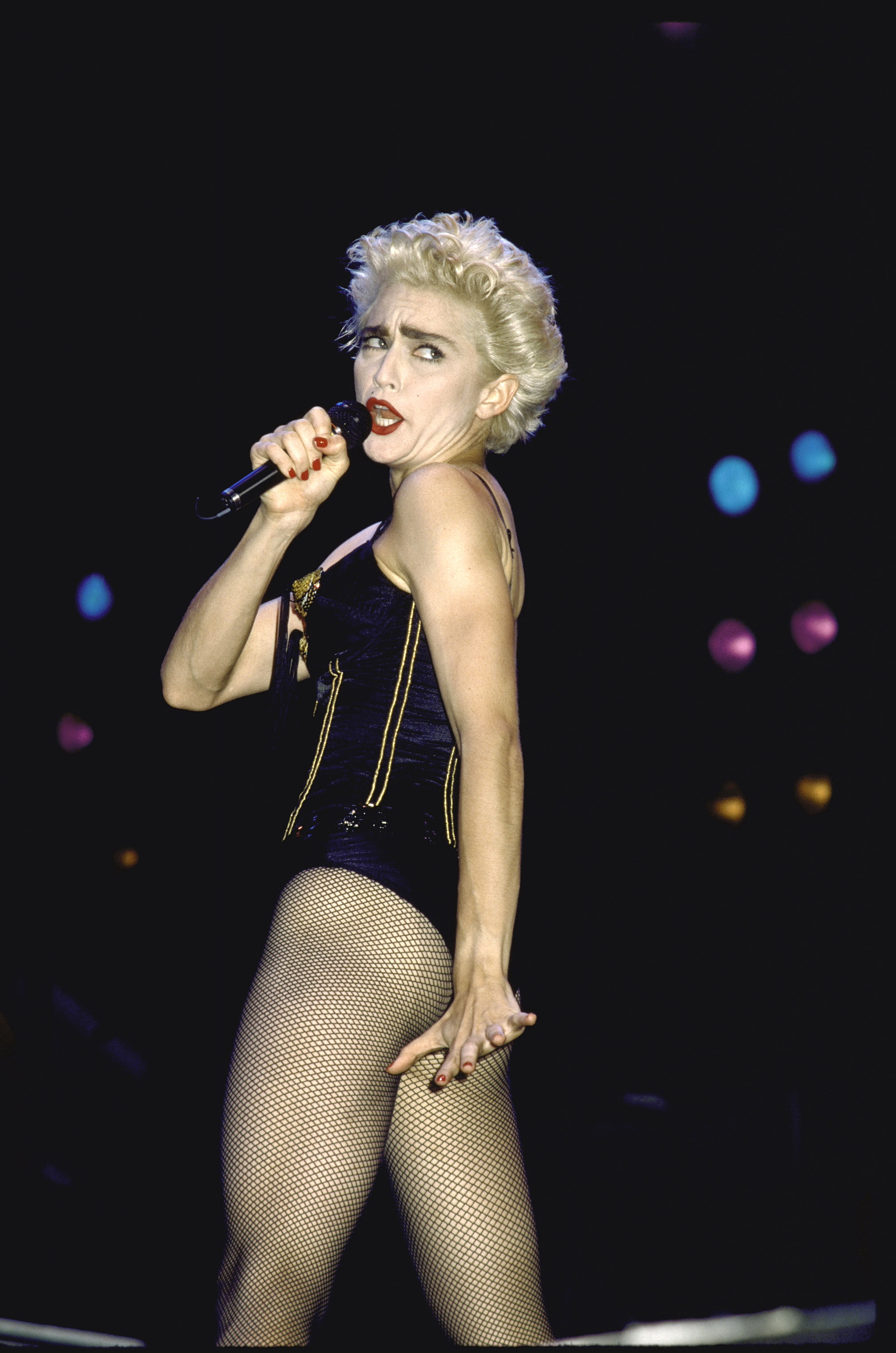 madonna's most memorable outfits  thedelite