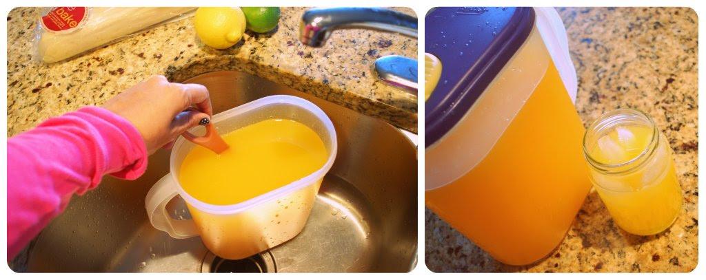 I make koolaid for my family...