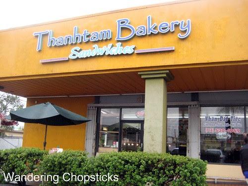 Thanh Tam Bakery - Garden Grove (Little Saigon) 1