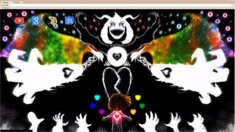 Asriel, The God of Hyperdeath Chrome Theme   ThemeBeta