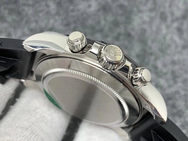 Noob Rolex Daytona 904L Steel Case