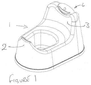 LumiPotti nightime training aid for children patent image