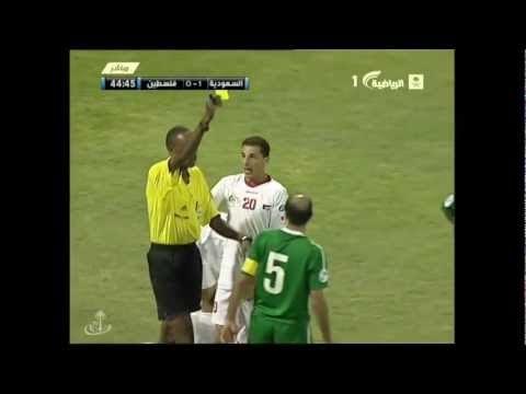 بالفيديو : أهداف المنتخب السعودي 2-2 المنتخب الفلسطيني - كأس العرب