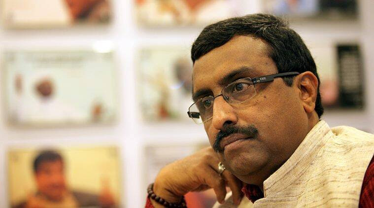 BJP National General Secretary Ram Madhav. (File)