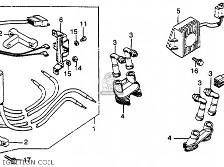 1978 Honda Gl1000 Wiring Diagram Nayabfun Com