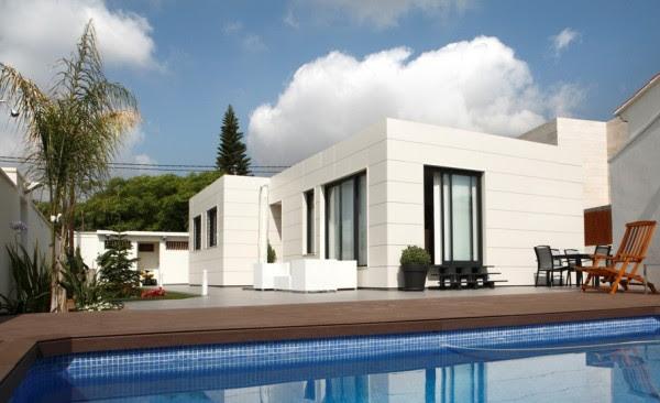 Casas de madera prefabricadas ekoetxe precios - Casas modulares modernas precios ...
