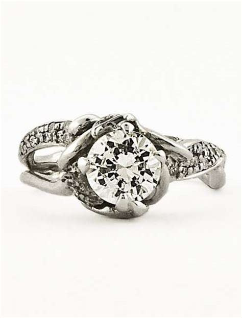 Organic Engagement Rings : Eco Friendly Engagement Rings