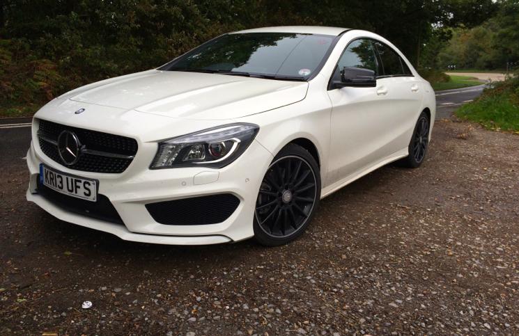 Review: Mercedes-Benz CLA 220 CDI AMG Sport - Inside Lane