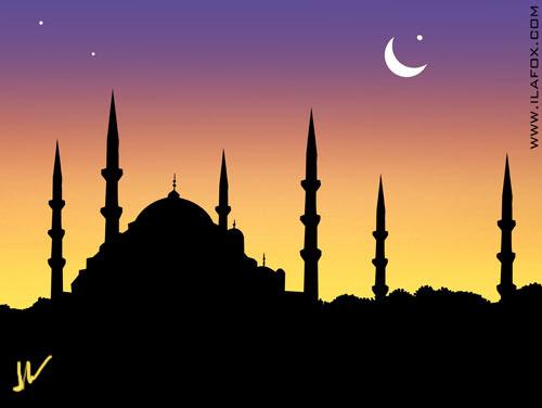 viagem Turquia, Istanbul, viajando Turquia, ilustração by ila fox