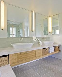 Contemporary Bathroom Mix contemporary bathroom