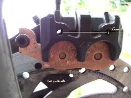 Blog de club5a : Association Audoise des Amateurs d'Automobiles Anciennes, TECHNIQUE MOTO - CHANGER LES PLAQUETTES DE MOTOS...