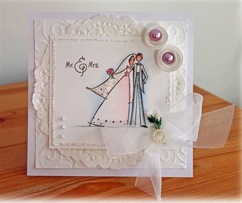 Wedding Card Beautiful Design Photo ~ Charming collection