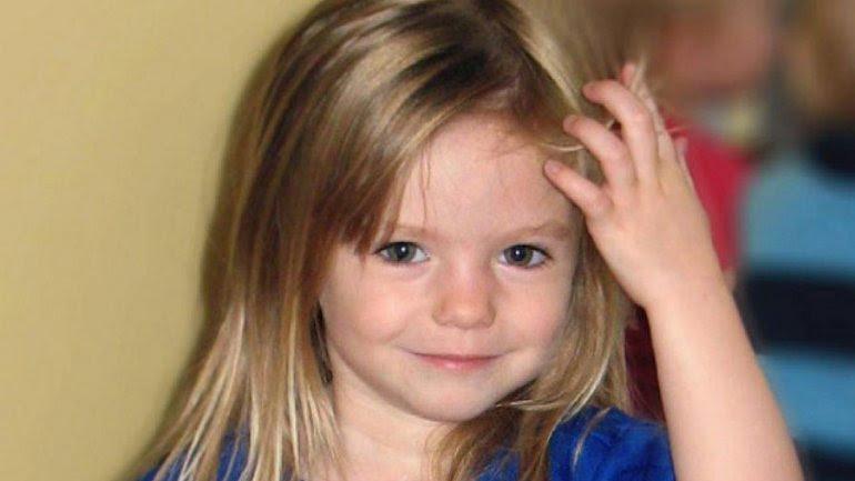 MadeleineMcCann, la niña británica desaparecida en Portugal en 2007