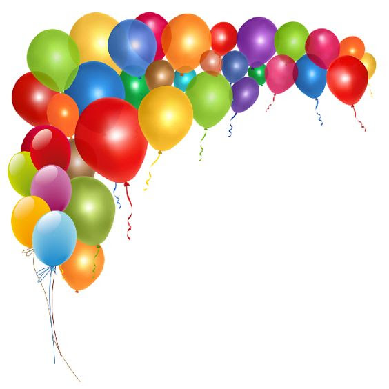Image result for balloons clipart