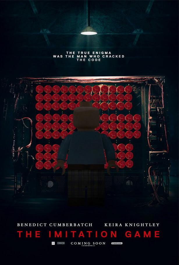 Lego - The Imitation Game