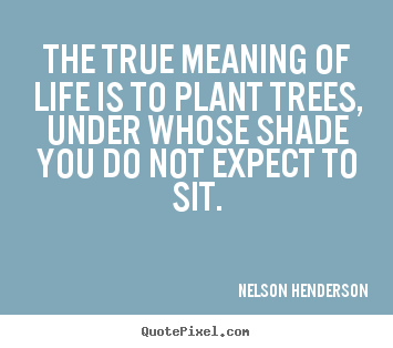 Inspirational The True Meaning Of Life Quotes