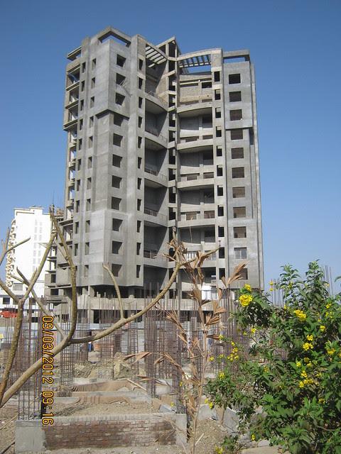 Prithvi Developers' Pinewood  & BU Bhandari Landmark's Alacrity Baner Pune