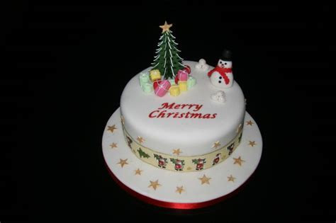 Jeannette's Great Cakes :: Christmas Cakes
