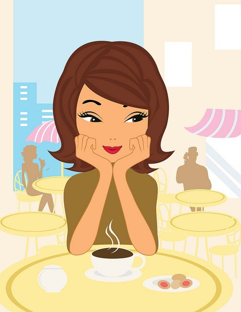 sentirse mejor yendo a tomar un café