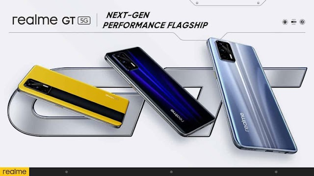 Realme GT 5G Goes Official! The Least expensive smartphone with Snapdragon 888