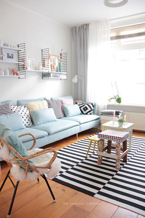 10 Idees Pour Sublimer Son Salon Rapidement Cocon Deco Vie Nomade