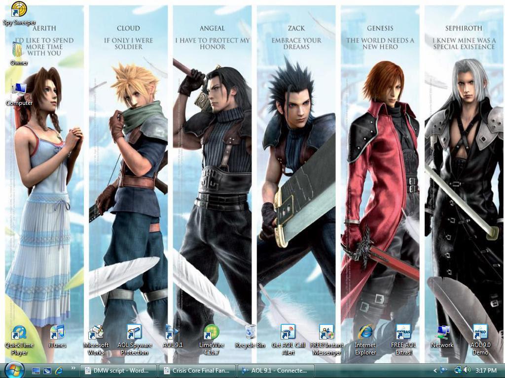 Unduh 85 Koleksi Wallpaper Final Fantasy Karakter HD Terbaru