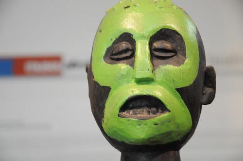 Escultura Africana - José de Guimaraes
