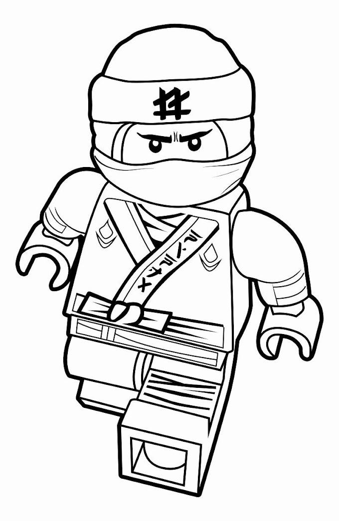 Ninja Malvorlage
