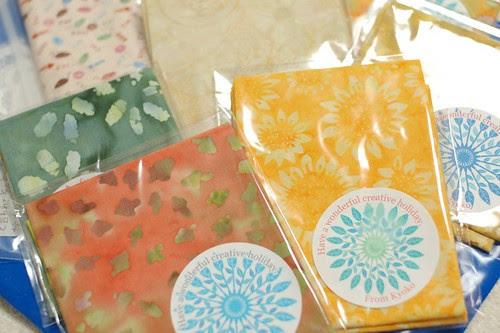 Fabrics from EmiShimosato