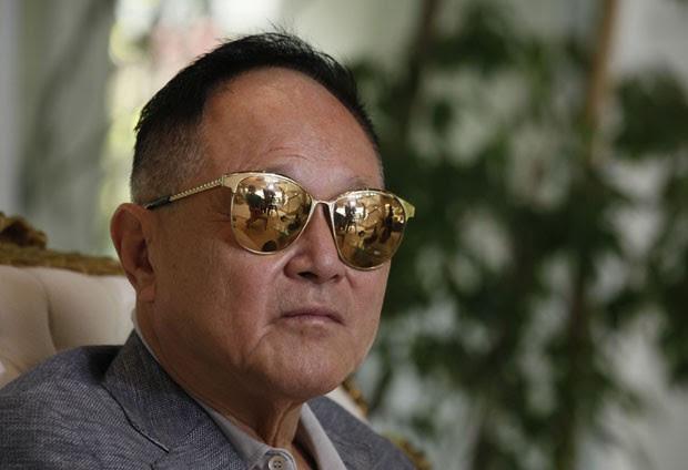 Cecil Chao Sze-Tsung diz ter dormido com 10 mil mulheres. Foto: Kin Cheung / AP
