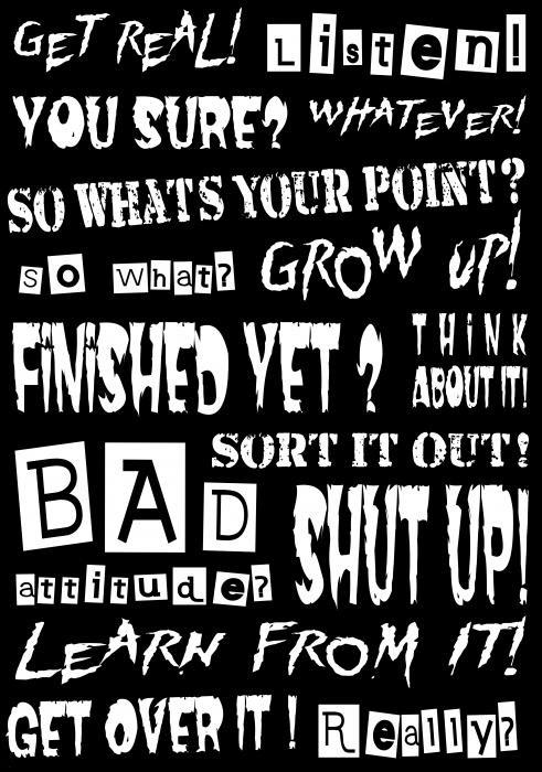 Bonarworkwal Quotes On Attitude Girls