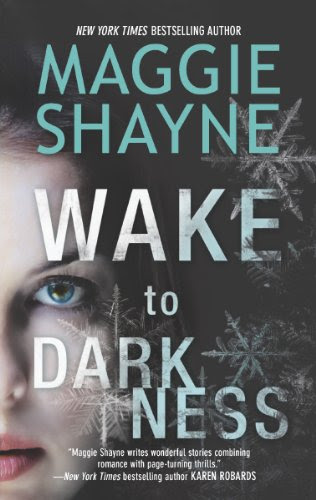 Wake to Darkness (A Brown and De Luca Novel) by Maggie Shayne