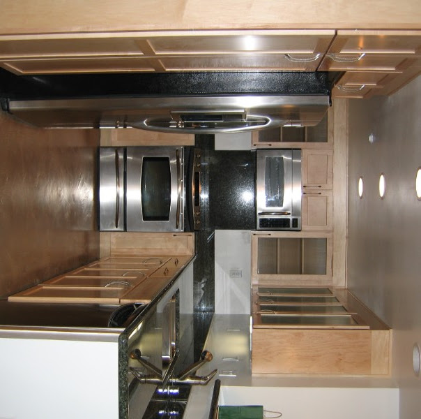 Tips To Design Galley Kitchen | ifood.