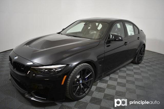 New 2018 Bmw M3 Cs Sedan For Sale J5l71646 Principle Auto