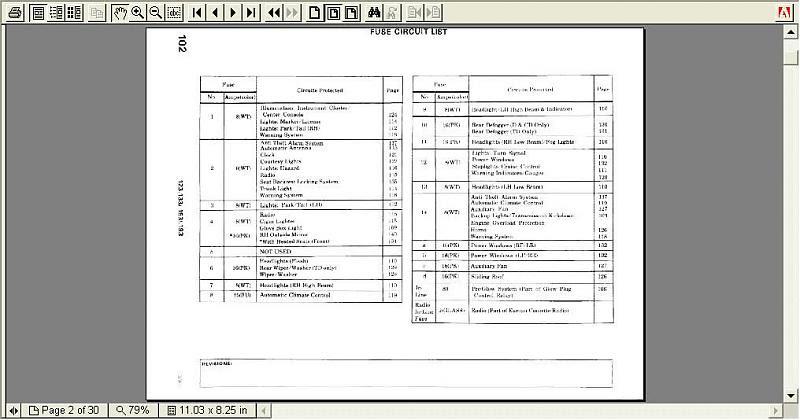 Mercede 300d Fuse Box | 1980 Mercedes 300cd Fuse Box |  | Fuse Wiring