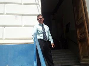 José Carlos Fernando, delegado seccional interino de Campinas (Foto: Marcello Carvalho/G1)