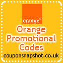 Orange Promotional Codes