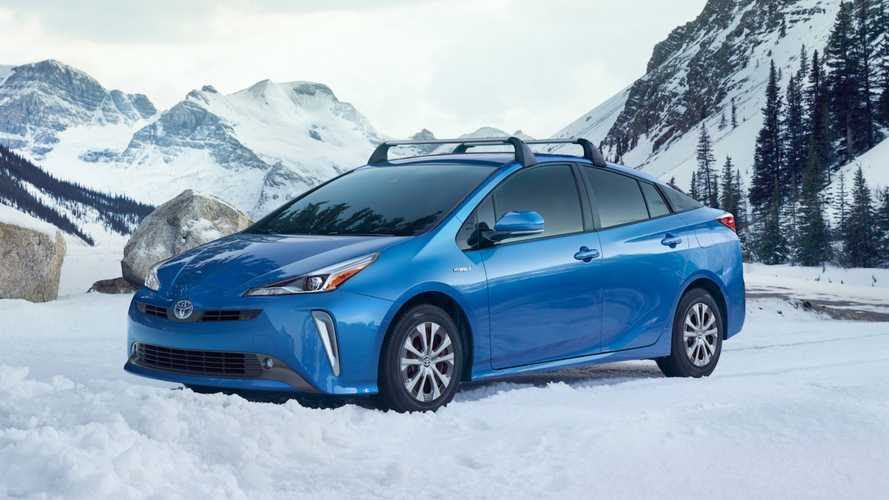 2019 Toyota Prius Gets Awd Upgrade Subtle Styling Tweaks