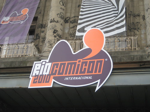 Rio Comic Con