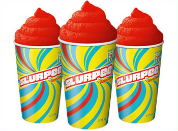 Happy 7-11 day... Go chug a Slurpee