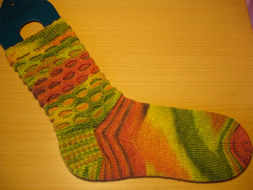 Half century socks WIP (4)